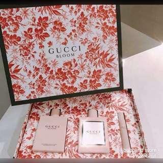 Gucci bloom xmas set