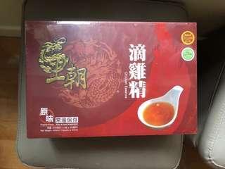 王朝滴雞精 - 原味(常溫)