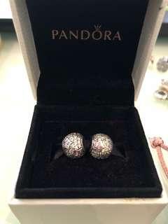Pandora star charms preloved