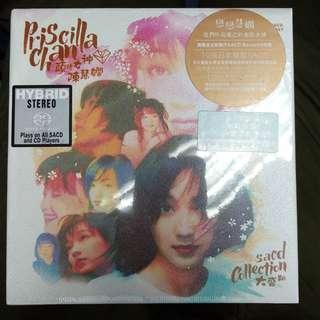 頭號女神 陳慧嫻:大盛期 SACD Collection Box Set (全新,有號碼)