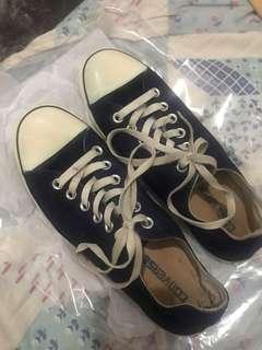 Converse original blue size 38