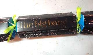 "Thisworks ""the big bang"" cracker"