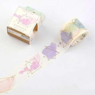 🚚 [PO] constellations washi tape