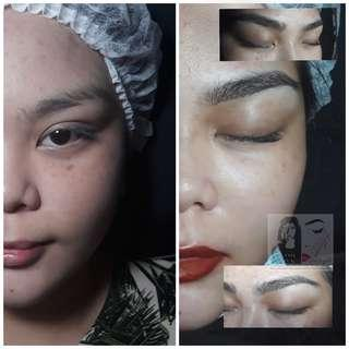 Semi Permanent Makeup Procedures