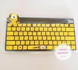 [ OFFICIAL] BT21 X ROYCHE - Wireless Silent Keyboard