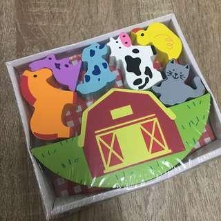 Puzzle Anak Edukasi Balancing