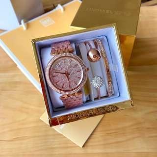 Michael Kors MK3439 Watch Set