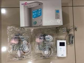 Spectra 9+ Double Electric Breastpump