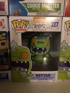 Funko Pop Rugrats Reptar