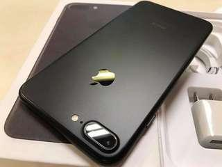 Iphone 7plus 128gb factory unlock