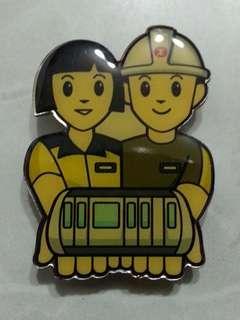港鐵 2010 年磁石紀念㩒章