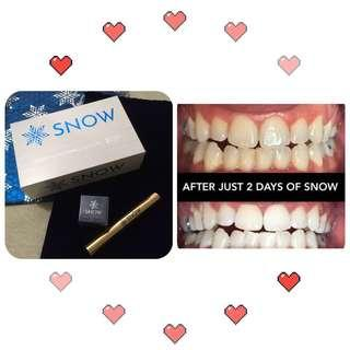 [free delivery]BN Snowteeth teeth whitening