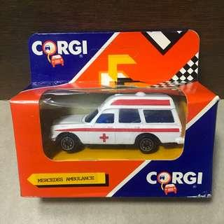 Corgi Juniors Mercedes Benz 220D Binz Ambulance