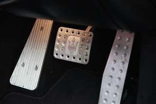 Maserati GranTurismo GT Aluminium Sports Pedals