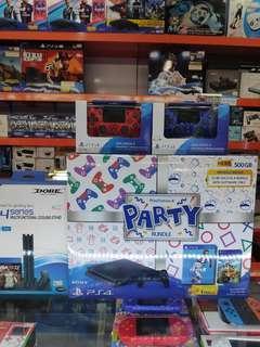 SONY PS4 PARTY BUNDLE DS x2