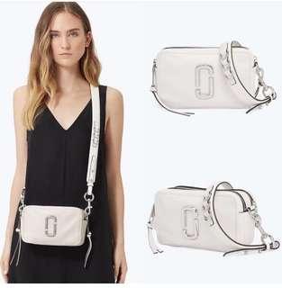 Marc Jacobs SoftShot 21 Bag