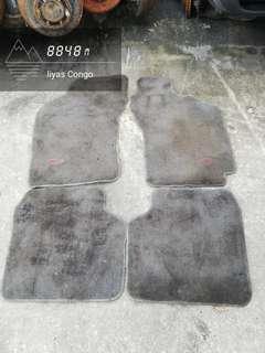 Karpet kaki daihatsu