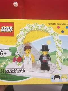Lego 結婚人仔 Wedding Set 853340 Minifigure Favour Set