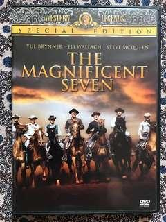 DVD 📀 ~ The Magnificent Seven