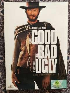 DVD 📀 ~ The Good The Bad and The Ugly