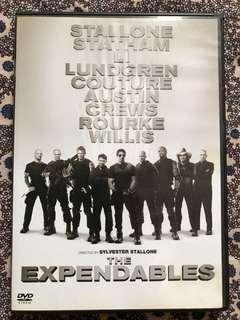 DVD 📀 ~ The Expendables