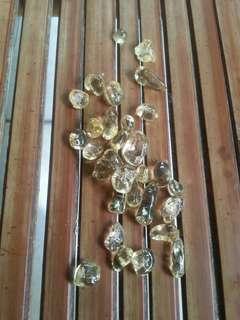 Paket 5 gram 100rb Barang Antik Alfatul Jin Kuning Bensin Istimewa