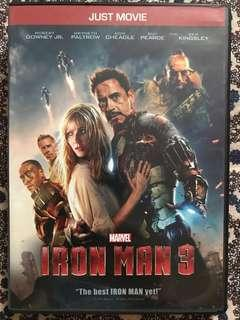 DVD 📀 ~ Iron Man 3