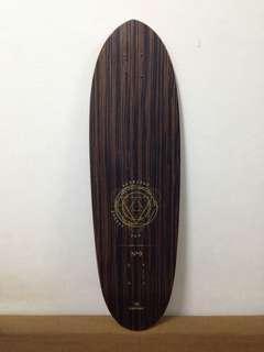 "Carver Haedron N°9 35"" Surfskate Deck"