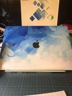 Pre Order Marble Galaxy design Apple Mac laptop sleeve sticker cover