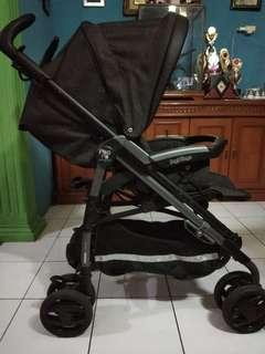 Stroller Peg Perego P3 Compact in Denim [ LIMITED EDITION ]