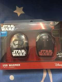 Star Wars 暖蛋