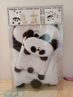 熊貓款冷暖包加散紙包