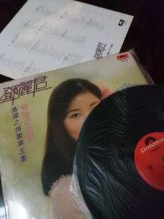 鄧麗君黑膠唱片,每張150