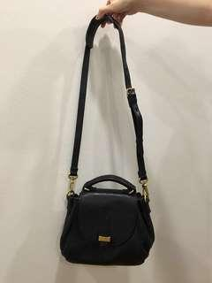 Marc by Marc Jacobs handbag (black cow leather)