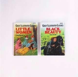 Children's Classics Hardbound Books