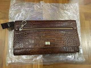 Cole Haan clutch (genuine leather)