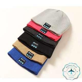 藍牙音樂保暖冷帽