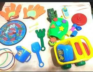 🚚 玩具福袋