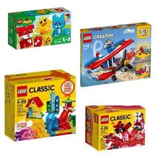 🆕️ Lego Daredevil stunt plane !