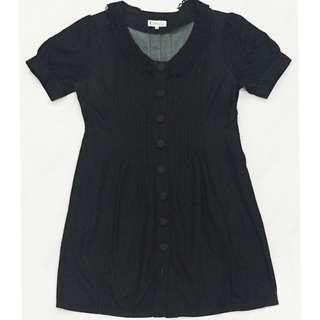 Cultivation Elle Black Dress