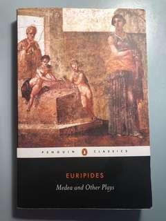 BRAND NEW Medea and Other Plays