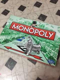 Monopoly (+ Cat token)