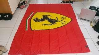 🚚 F1精品 賽車迷用品 法拉利旗幟