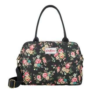 original cathkidston  spray flowers bag