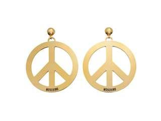 Moschino H&M earrings at $70 Only!