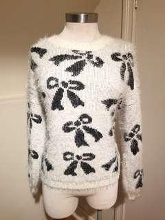 GED Fuzzy Sweater