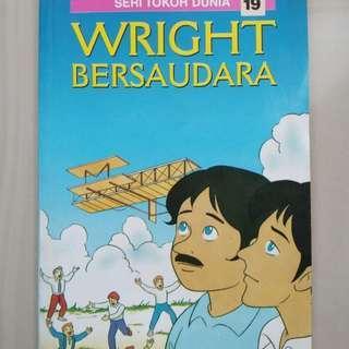 Seri Tokoh Dunia 19 - Wright Bersaudara MD