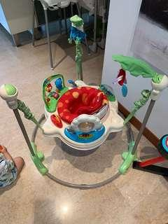 Fisher Price Rainforest Jumperoo - Bouncer