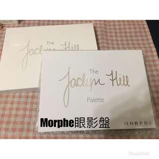 🚚 Morphe x jaclyn hill眼影盤