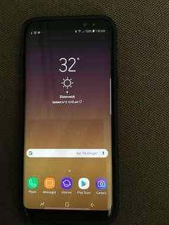 Galaxy S8plus edge 64 gb
